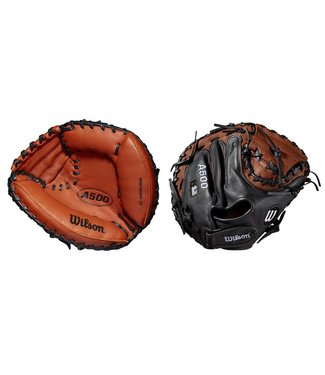 "WILSON A500 1790 CM 32"" Catchers Baseball Glove"