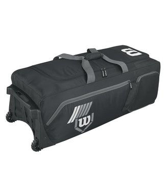 WILSON Pudge 2.0 Wheel Bag Black