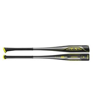 """Axe Bats Origin 1-Piece LP1 Alloy 2 5/8"""" USSSA Baseball Bat (-10)"""