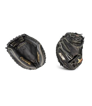 "ALL STAR Pro Elite Black 33.5"" Catcher's Glove"