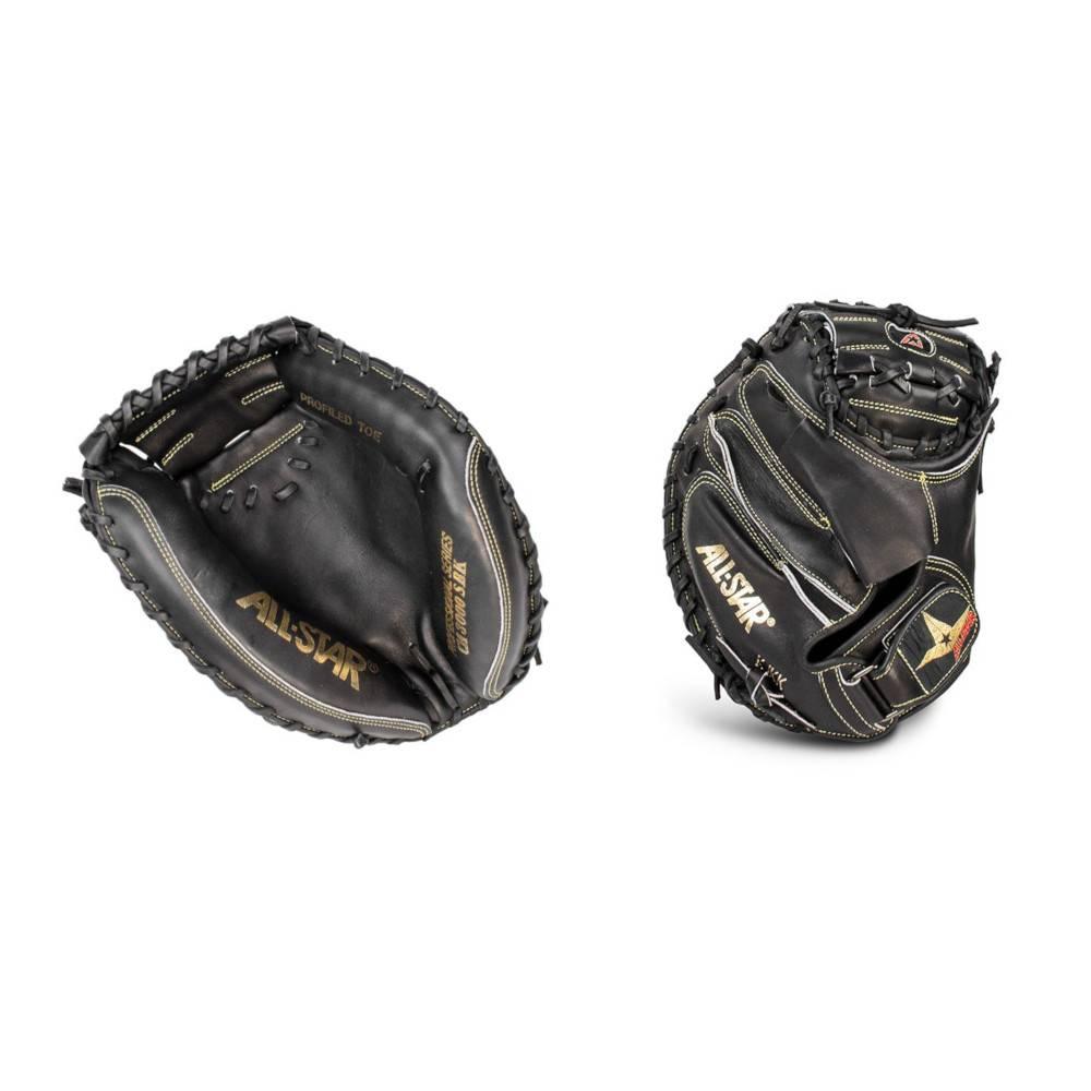 All Star Pro Elite Black 335 Catchers Glove