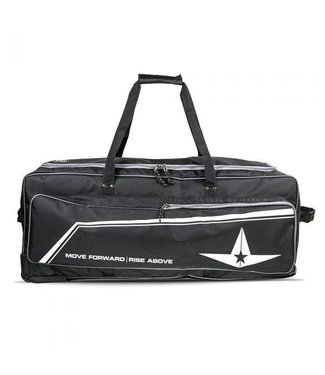 ALL STAR Pro Model Catcher's Wheeled Bag Black