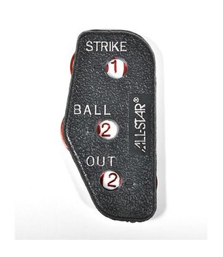 ALL STAR 3 Count Plastic Indicator