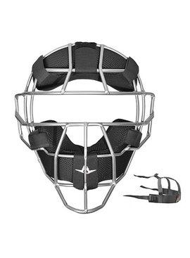 ALL STAR Masque d'Arbitre Ultra Léger System 7 Noir