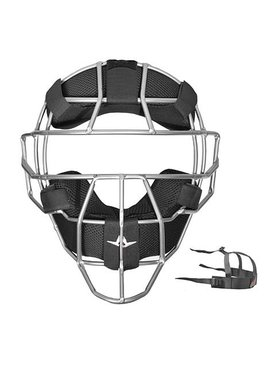 ALL STAR Superlight System 7 Umpire's Face Mask Black