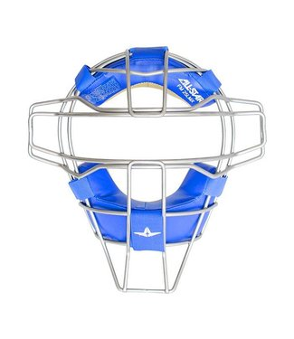 ALL STAR Superlight Titanium Alloy Catcher's Face Mask with LMX Pad
