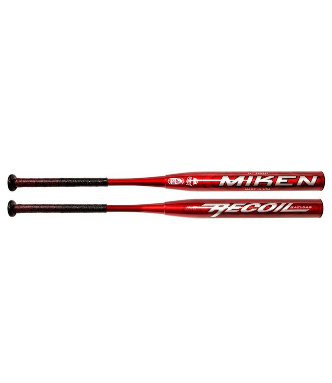 """MIKEN Bâton de Softball Miken Recoil 2019 Maxload 14"""" Baril USSSA MRECMU"""