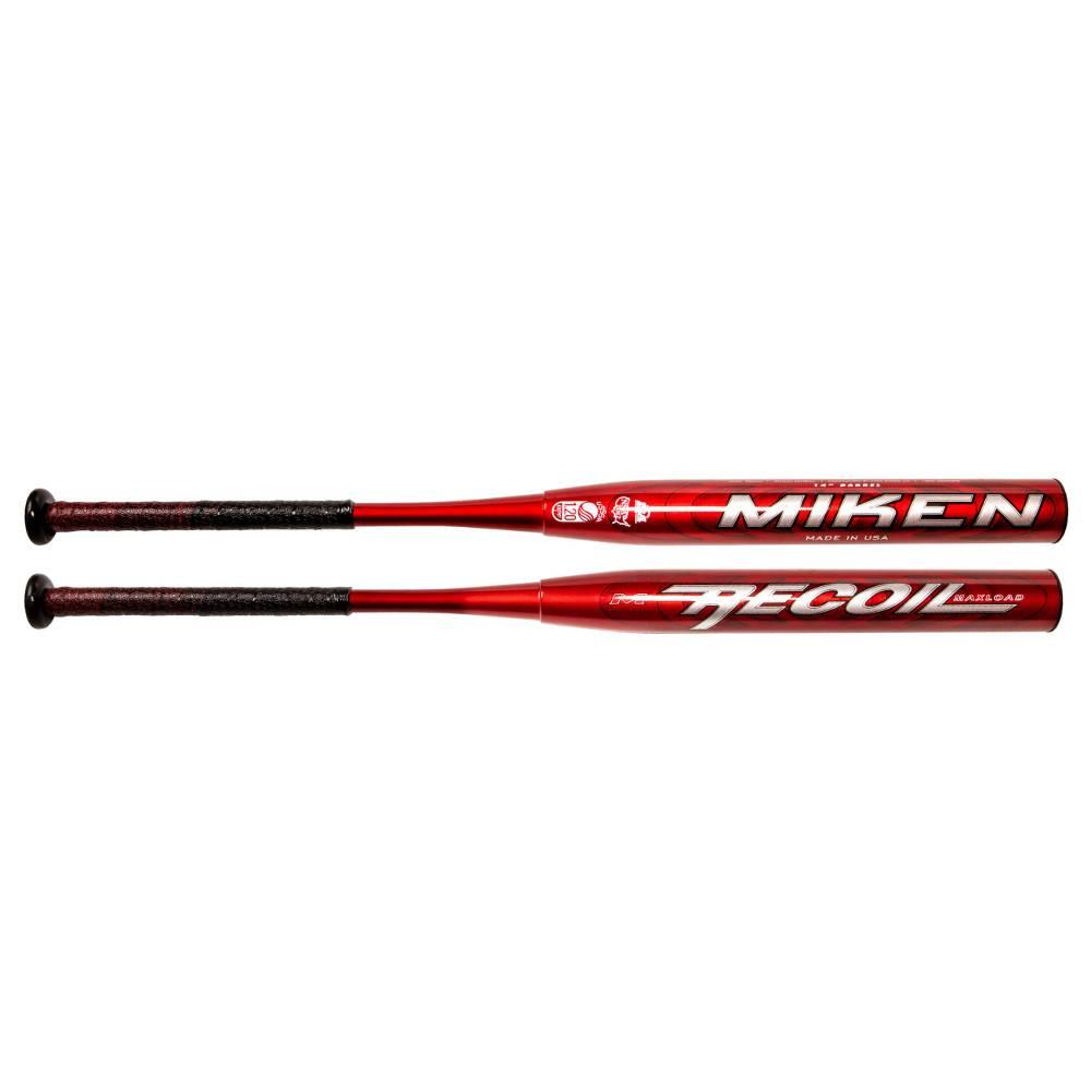 "MIKEN 2019 Miken Recoil Maxload 14"" Barrel USSSA Softball Bat MRECMU"