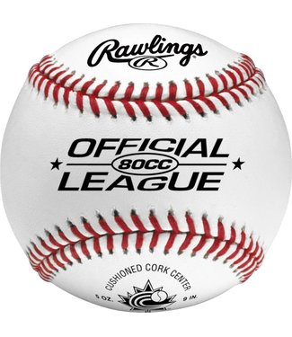 RAWLINGS 80CC Baseball Ball (UN)