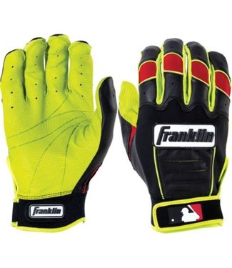 FRANKLIN CFX Pro Revolt Adult Batting Gloves