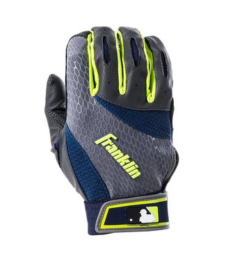 FRANKLIN 2nd Skinz Adult Batting Gloves