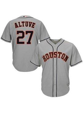 MAJESTIC Chandail Réplique Astros de Houston de Jose Altuve pour Enfants