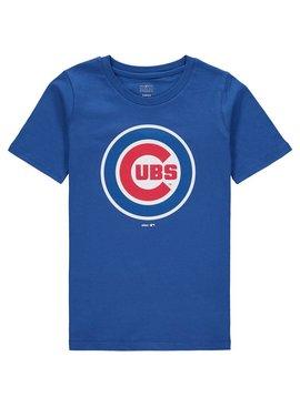 MAJESTIC T-shirt Primary Logo des Cubs de Chicago pour Enfants