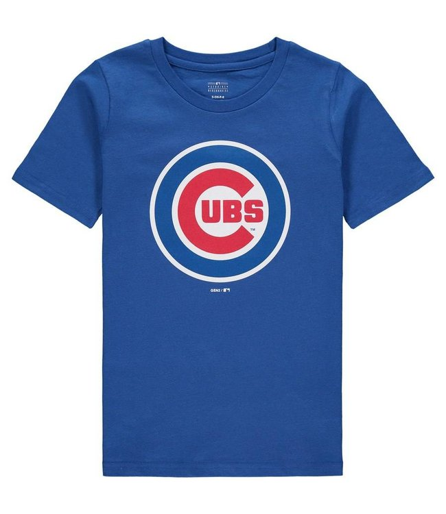 MAJESTIC Chicago Cubs Primary Logo Youth T-Shirt