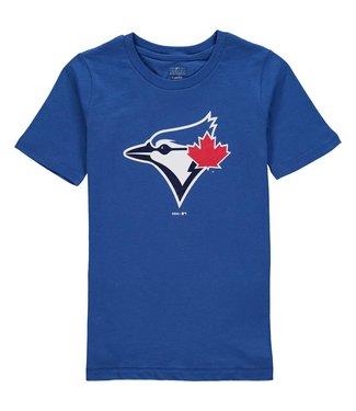 MAJESTIC T-shirt Primary Logo des Blue Jays de Toronto pour Enfants