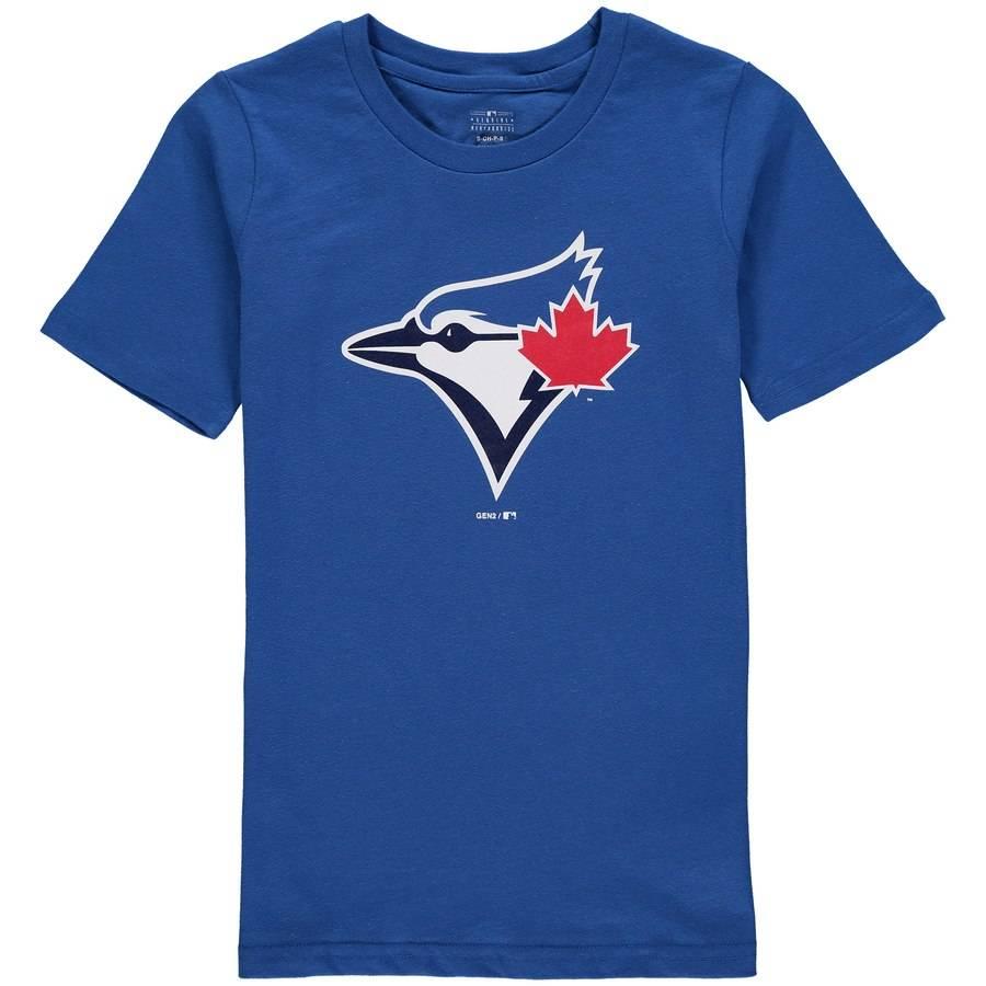 MAJESTIC Toronto Blue Jays Primary Logo Youth T-Shirt