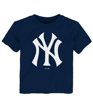 MAJESTIC T-shirt Primary Logo des Yankees de New York pour Enfants