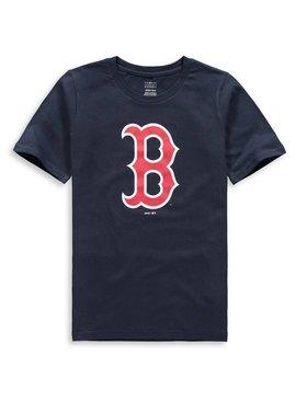 MAJESTIC T-shirt Primary Logo des Red Sox de Boston pour Enfants