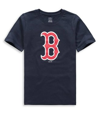 MAJESTIC T-shirt Primary Logo des Red Sox de Boston pour Enfants