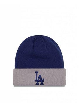 NEW ERA MLB Basic Cuff Knit Los Angeles Dodgers OTC