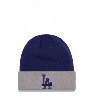 NEW ERA Tuque MLB Basic Cuff des Dodgers de  Los Angeles