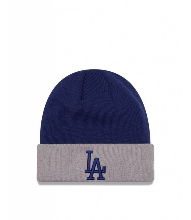 NEW ERA MLB Basic Cuff Knit Los Angeles Dodgers OTC