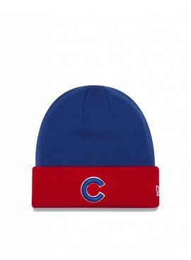 NEW ERA MLB Basic Cuff Knit Chicago Cubs OTC