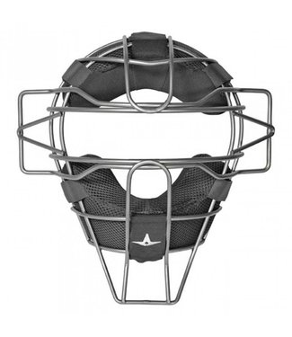 ALL STAR Superlight Titanium Alloy Catcher's Face Mask with LUC Pad