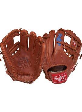"RAWLINGS PRO200-2KBR Pro Preferred Gold Glove Club 11.75"" Baseball Glove"
