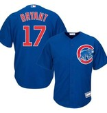 MAJESTIC Kris Bryant Chicago Cubs Youth Replica Alt. Jersey