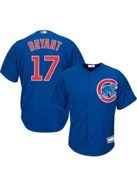 MAJESTIC Chandail Réplique Junior Kris Bryant des Cubs de Chicago