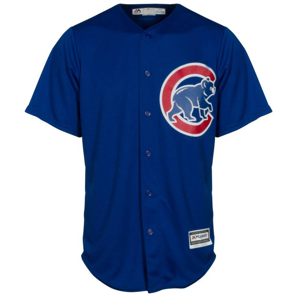 MAJESTIC Chicago Cubs Youth Replica Alt. Jersey