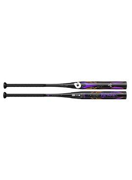 """Demarini 2019 Demarini Twisted Mistress End-Loaded 13"""" Barrel USSSA Softball Bat"""