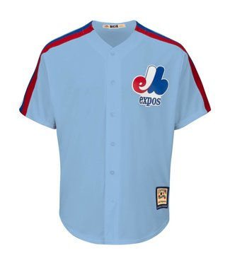 MAJESTIC Montreal Expos Cooperstown Replica Youth Jersey