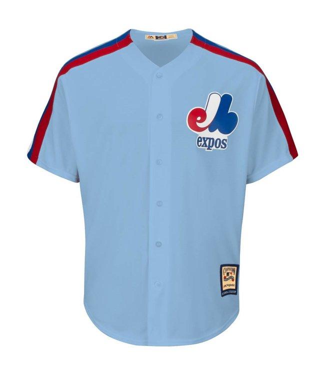 super popular 4ddec 208a3 montreal expos custom jersey