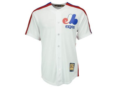 MAJESTIC Montreal Expos Youth Replica Cooperstown Jersey