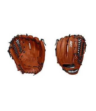 "WILSON A2K 33 BBG Copper 11.75"" Baseball Glove"