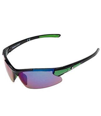 RAWLINGS RY107 Youth Black/Green Sunglasses