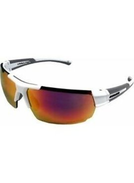 RAWLINGS White/Red Sunglasses