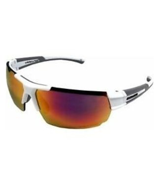 RAWLINGS White/Red Sunglasses