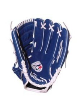 "WILSON A450 Blue Jays 11.5"" Youth Baseball Glove"