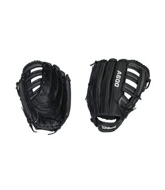 "WILSON A600 12.5"" Softball Glove"
