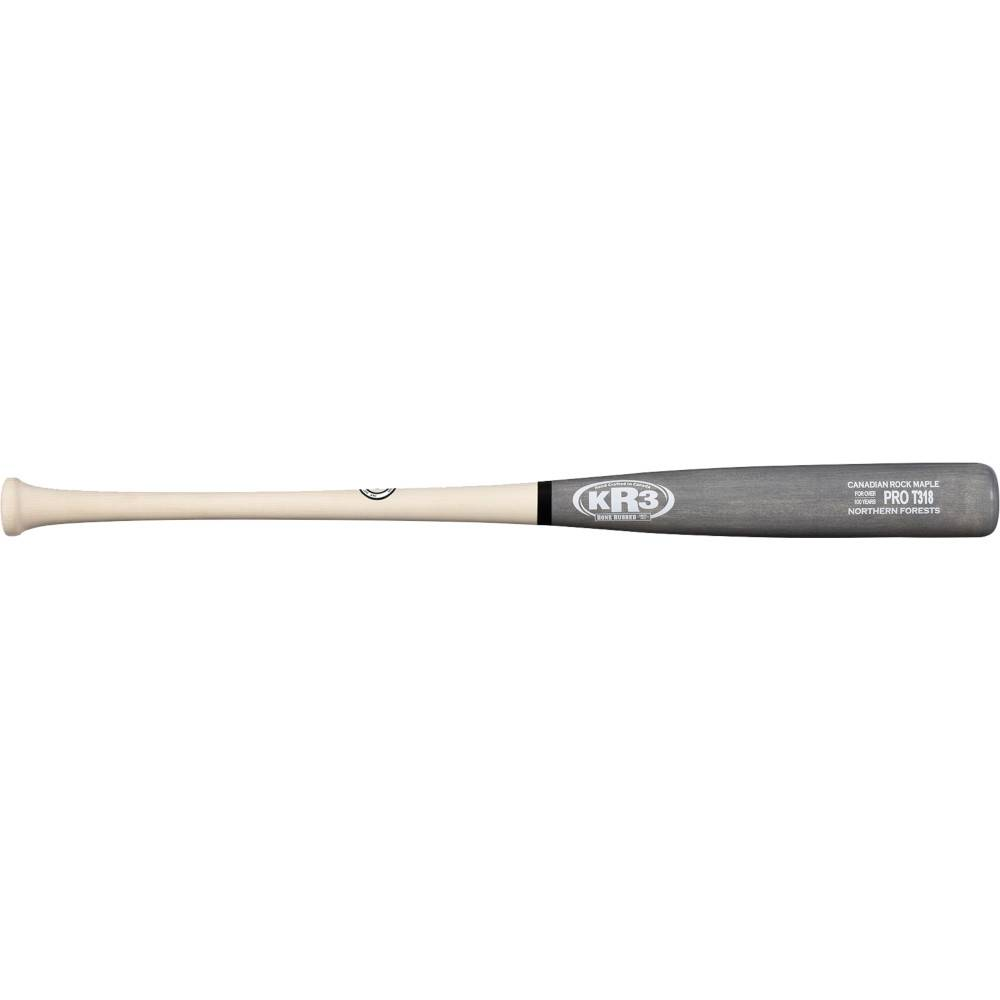 KR3 T318 Canadian Rock Maple Baseball Bat
