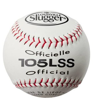 LOUISVILLE SLUGGER 105LSS Softball Ball (UN)
