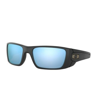 OAKLEY Fuel Cell Matte Black W/ Prizm Deep Water Polarized