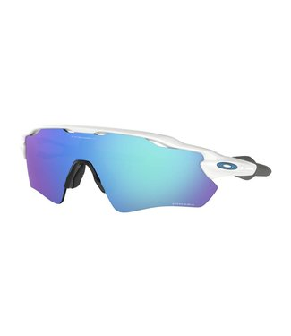 OAKLEY Radar EV Path Polished White W/ Prizm Sapphire
