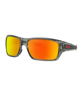 OAKLEY Turbine Grey Ink W/ Prizm Ruby Polarized