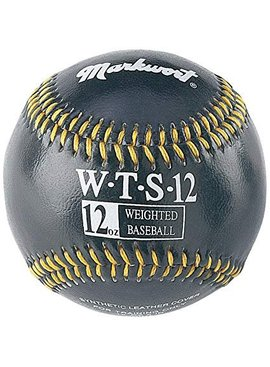 "Weighted 9"" Baseball 12oz"