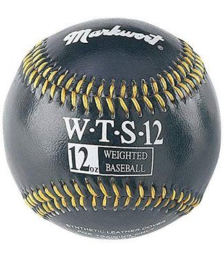 "Weighted 9"" Baseball 12oz"