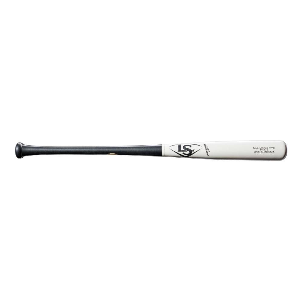 LOUISVILLE MLB Prime MPL M110 White Stripe Baseball Bat